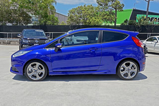 2016 Ford Fiesta WZ ST Spirit Blue 6 Speed Manual Hatchback