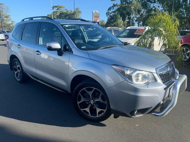 Used Subaru Forester S4 MY15 2.5i-S CVT AWD Bunbury, 2015 Subaru Forester S4 MY15 2.5i-S CVT AWD Silver 6 Speed Constant Variable Wagon