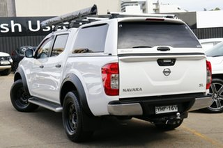 2017 Nissan Navara D23 S2 SL White 7 Speed Sports Automatic Utility.