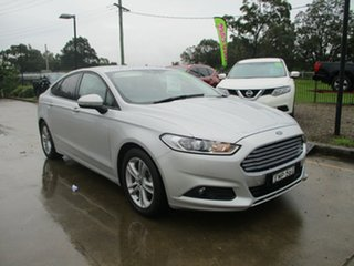 2018 Ford Mondeo MD 2018.25MY Ambiente Silver 6 Speed Sports Automatic Dual Clutch Hatchback.