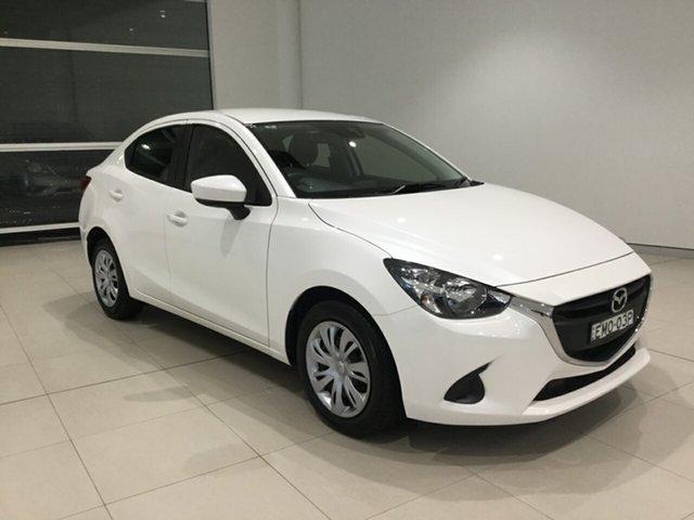 Used Mazda 2 DL2SAA Neo SKYACTIV-Drive Alexandria, 2018 Mazda 2 DL2SAA Neo SKYACTIV-Drive White 6 Speed Sports Automatic Sedan