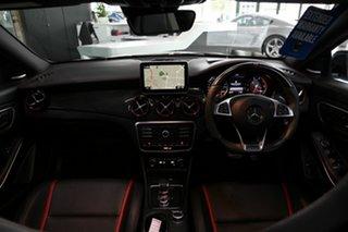2016 Mercedes-Benz CLA-Class X117 806MY CLA45 AMG Shooting Brake SPEEDSHIFT DCT 4MATIC White 7 Speed