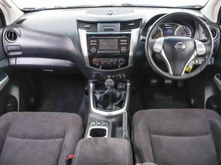 2015 Nissan Navara NP300 D23 ST (4x4) Silver 6 Speed Manual Dual Cab Utility