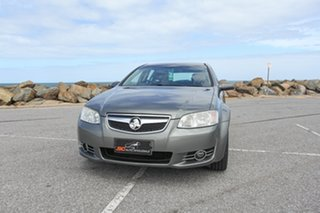 2011 Holden Commodore VE II MY12 Equipe Sportwagon Grey 6 Speed Sports Automatic Wagon