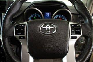 2010 Toyota Landcruiser Prado KDJ155R ZR Sandstone 5 Speed Sports Automatic Wagon