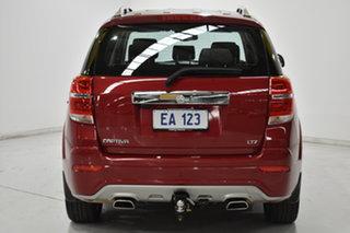 2016 Holden Captiva CG MY16 LTZ AWD Red/Black 6 Speed Sports Automatic Wagon