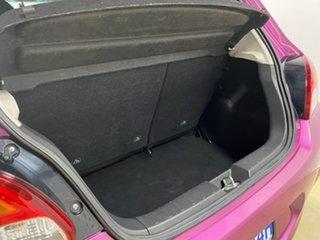 2013 Mitsubishi Mirage LA ES Pink 5 Speed Manual Hatchback