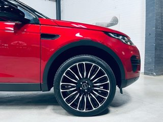 2017 Land Rover Discovery Sport L550 17MY SE Red 9 Speed Sports Automatic Wagon.