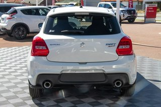 2020 Suzuki Swift AZ Series II Sport Pure White 6 Speed Sports Automatic Hatchback.
