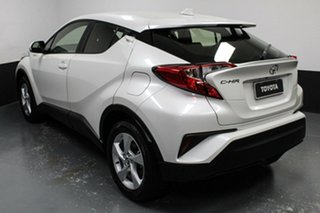 2018 Toyota C-HR NGX10R S-CVT 2WD White 7 Speed Constant Variable Wagon
