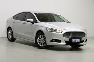 2017 Ford Mondeo MD Facelift Ambiente Silver 6 Speed Automatic Hatchback.
