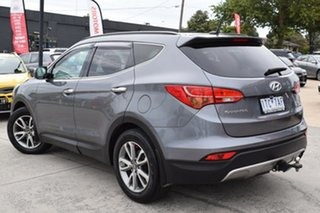 2014 Hyundai Santa Fe DM MY14 Elite Grey 6 Speed Sports Automatic Wagon