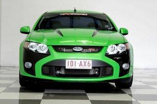 2009 FPV F6 FG Green 6 Speed Auto Seq Sportshift Utility