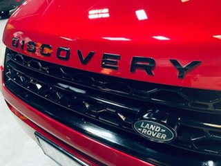 2017 Land Rover Discovery Sport L550 17MY SE Red 9 Speed Sports Automatic Wagon