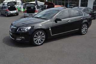 2013 Holden Calais VF MY14 V Black 6 Speed Sports Automatic Sedan