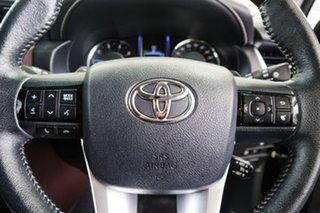 2015 Toyota Fortuner GUN156R Crusade Phantom Brown 6 Speed Automatic Wagon