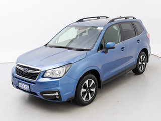 2017 Subaru Forester MY16 2.0D-L Blue Continuous Variable Wagon