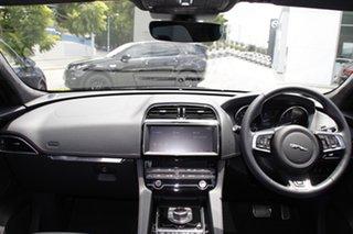 2019 Jaguar F-PACE X761 MY19 R-Sport Santorini Black 8 Speed Sports Automatic Wagon