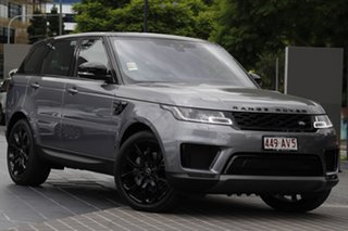 2020 Land Rover Range Rover Sport L494 20.5MY SE Eiger Grey 8 Speed Sports Automatic Wagon.