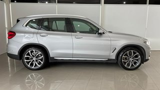 2018 BMW X3 G01 xDrive30i Steptronic Silver, Chrome 8 Speed Automatic Wagon.