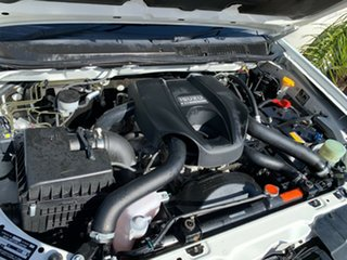 2016 Isuzu D-MAX MY15.5 SX Crew Cab 4x2 White 5 Speed Manual Utility