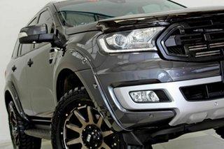2019 Ford Everest UA II MY19.75 Trend (RWD 7 Seat) Grey 10 Speed Auto Seq Sportshift SUV.