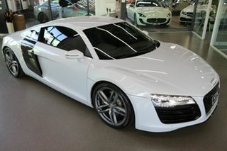2014 Audi R8 MY15 S Tronic Quattro Grey 7 Speed Sports Automatic Dual Clutch Coupe