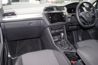 2020 Volkswagen Tiguan 5N MY20 132TSI Comfortline DSG 4MOTION Allspace Pyrit Silver Metallic 7 Speed