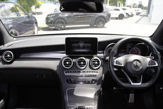 2016 Mercedes-Benz GLC-Class X253 GLC43 AMG 9G-Tronic 4MATIC Polar White 9 Speed Sports Automatic