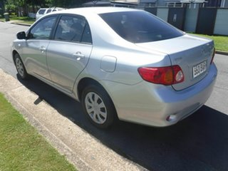 2009 Toyota Corolla Silver 6 Speed Manual Sedan