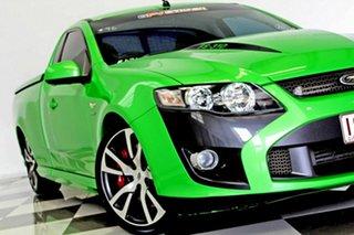 2009 FPV F6 FG Green 6 Speed Auto Seq Sportshift Utility.