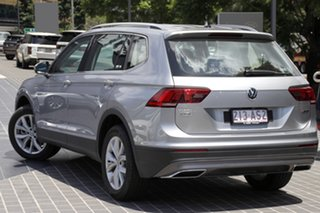 2020 Volkswagen Tiguan 5N MY20 132TSI Comfortline DSG 4MOTION Allspace Pyrit Silver Metallic 7 Speed.