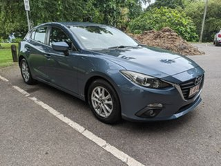 2015 Mazda 3 BM5476 Maxx SKYACTIV-MT Blue 6 Speed Manual Hatchback.