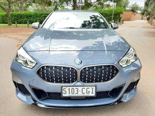 2020 BMW 2 Series F44 M235i Gran Coupe Steptronic xDrive Grey 8 Speed Sports Automatic Sedan.