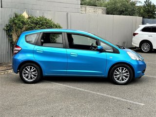 2010 Honda Jazz GE MY10 GLI Limited Edition Blue 5 Speed Automatic Hatchback