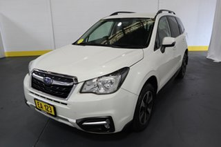 2016 Subaru Forester S4 MY16 2.5i-L CVT AWD White 6 Speed Constant Variable Wagon