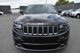 2016 Jeep Grand Cherokee WK MY15 SRT Black 8 Speed Sports Automatic Wagon.