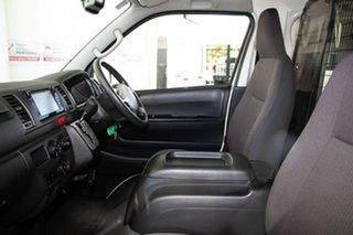 2018 Toyota HiAce KDH201R MY16 LWB French Vanilla 4 Speed Automatic Van