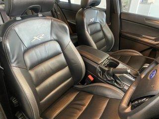 2015 Ford Falcon FG X XR8 White 6 Speed Auto Seq Sportshift Sedan