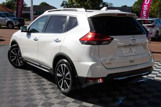 2020 Nissan X-Trail T32 Series II Ti X-tronic 4WD Ivory Pearl 7 Speed Constant Variable Wagon.