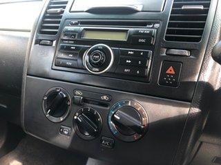 2008 Nissan Tiida C11 MY07 ST Reef 4 Speed Automatic Hatchback