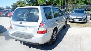 2005 Subaru Forester 79V MY05 X AWD Silver 4 Speed Automatic Wagon
