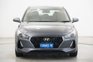 2019 Hyundai i30 PD.3 MY20 Go Iron Grey 6 Speed Sports Automatic Hatchback.