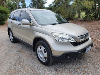 2008 Honda CR-V RE Gold Automatic Wagon.