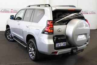 2019 Toyota Landcruiser Prado GDJ150R VX Silver Pearl 6 Speed Sports Automatic Wagon.