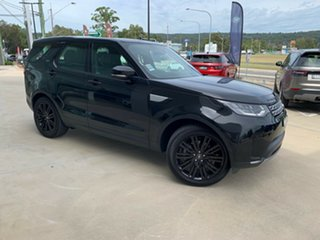 2019 Land Rover Discovery Series 5 L462 MY20 HSE Santorini Black 8 Speed Sports Automatic Wagon.