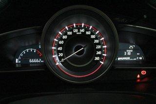 2014 Mazda 3 BM5436 SP25 SKYACTIV-MT Silver 6 Speed Manual Hatchback