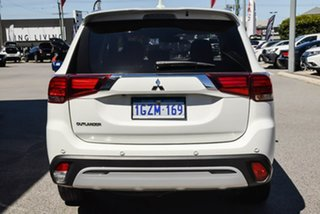 2019 Mitsubishi Outlander ZL MY20 LS 2WD White 6 Speed Constant Variable Wagon