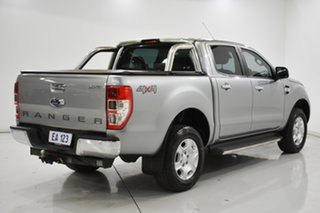 2016 Ford Ranger PX MkII XLT Double Cab Silver 6 Speed Sports Automatic Utility
