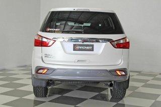 2017 Isuzu MU-X UC MY17 LS-M (4x2) White 6 Speed Auto Sequential Wagon